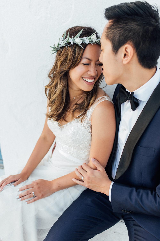 Jess Karas Destination Wedding Makeup Artist Santorini