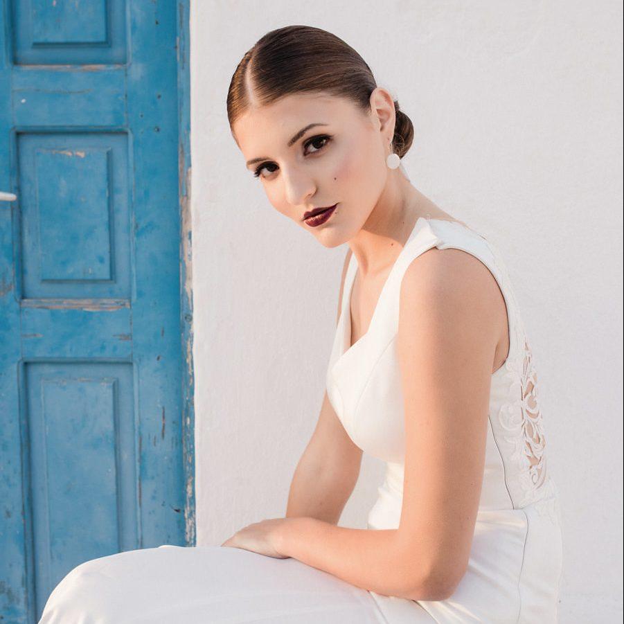 Jess Karas Makeup Artist Blog 5 Santorini